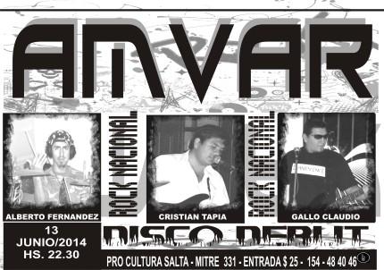 AMVAR SALTA 2014
